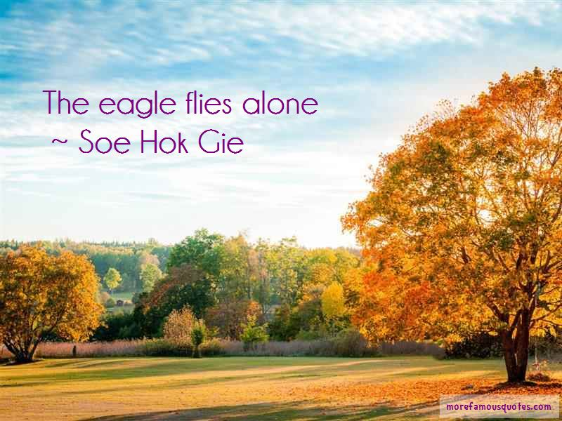 Soe Hok Gie Quotes