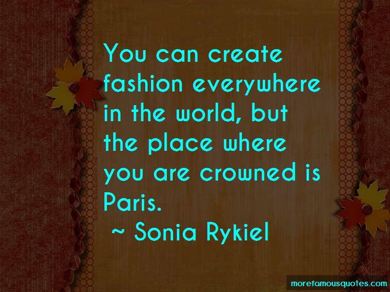Sonia Rykiel Quotes Pictures 2