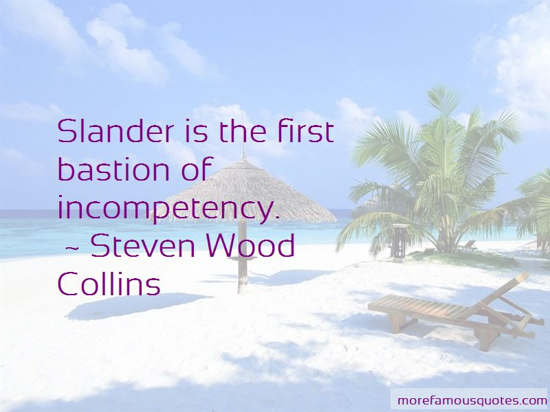 Steven Wood Collins Quotes Pictures 2