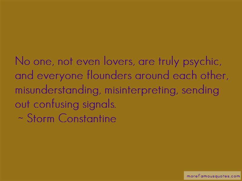 Storm Constantine Quotes Pictures 2