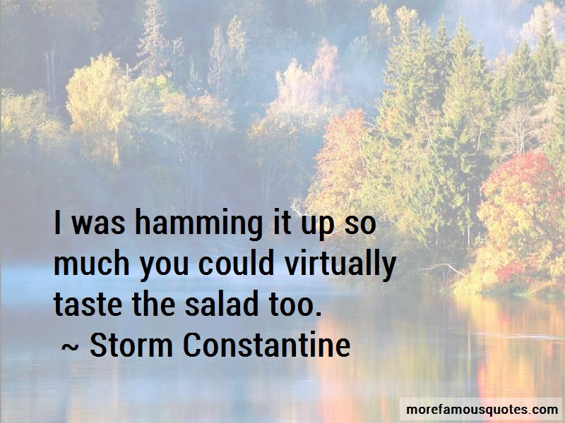 Storm Constantine Quotes Pictures 3
