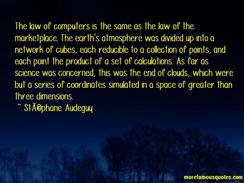 Stephane Audeguy Quotes Pictures 3