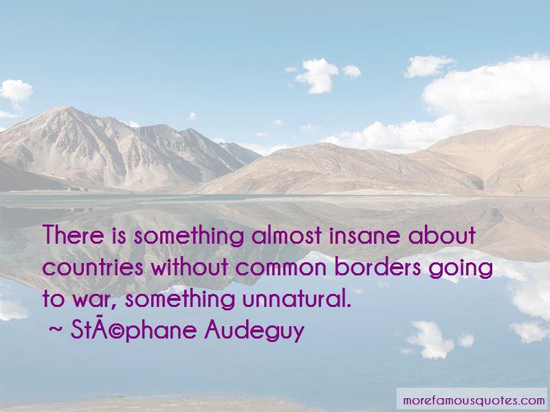 Stephane Audeguy Quotes