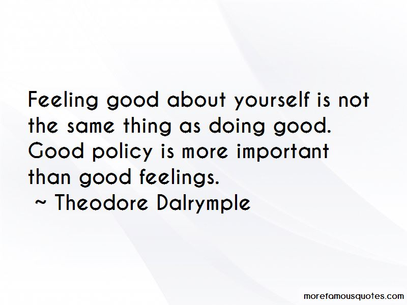 Theodore Dalrymple Quotes Pictures 2
