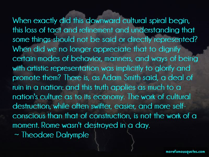 Theodore Dalrymple Quotes Pictures 3