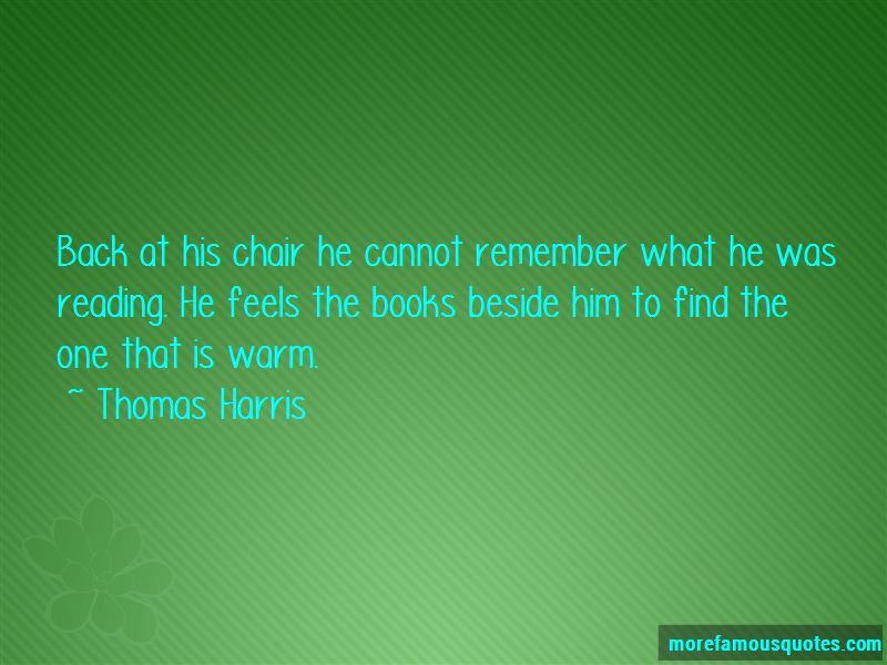 Thomas Harris Quotes Pictures 4