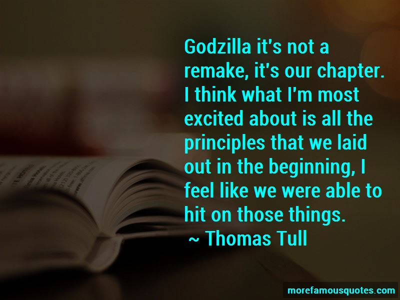 Thomas Tull Quotes Pictures 3