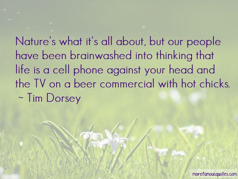 Tim Dorsey Quotes