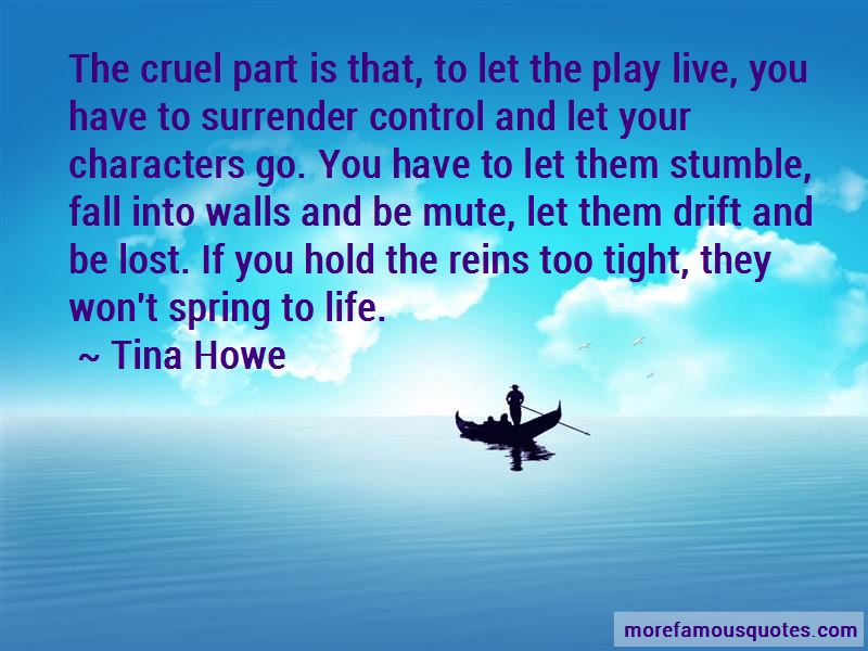 Tina Howe Quotes Pictures 4