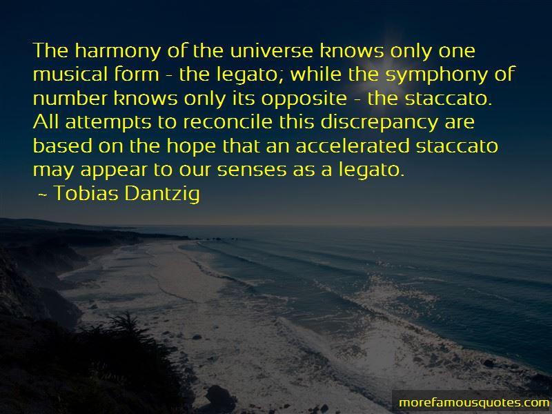 Tobias Dantzig Quotes Pictures 2