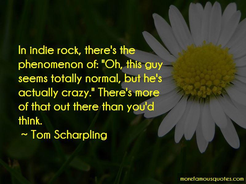 Tom Scharpling Quotes Pictures 2