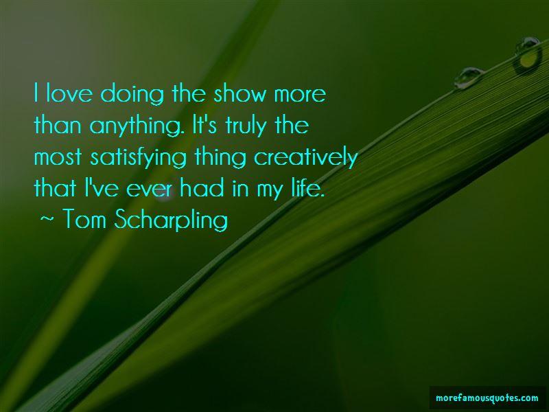Tom Scharpling Quotes