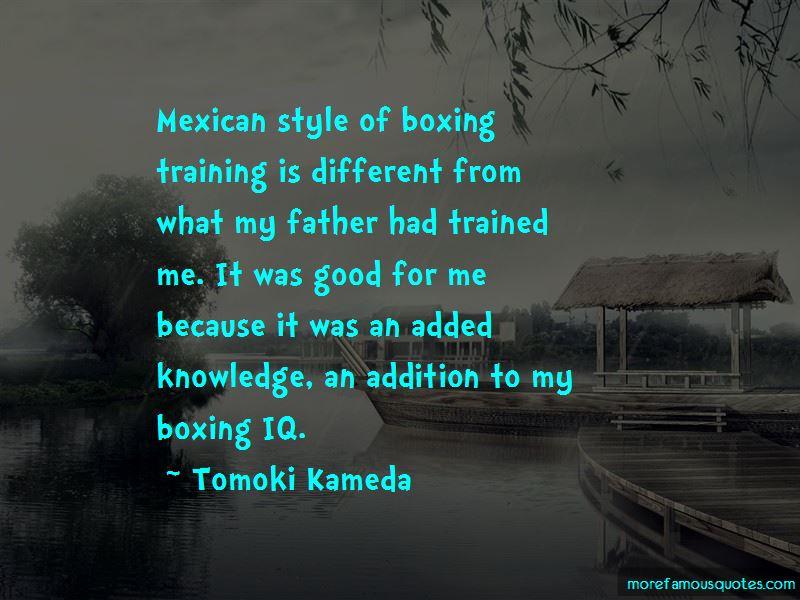 Tomoki Kameda Quotes Pictures 2