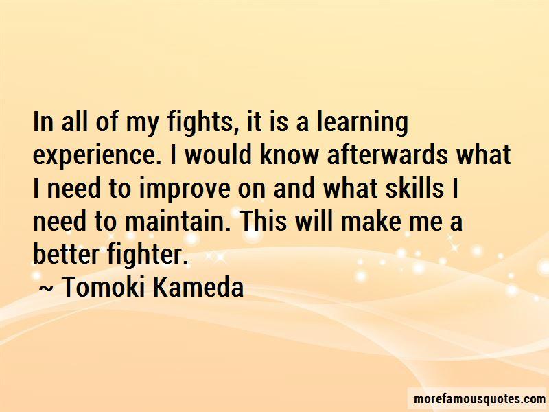 Tomoki Kameda Quotes Pictures 3
