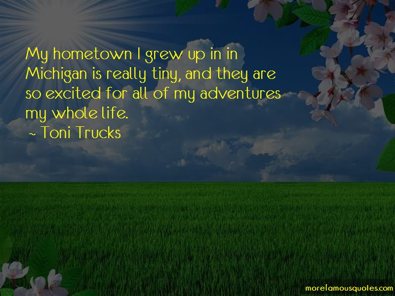 Toni Trucks Quotes