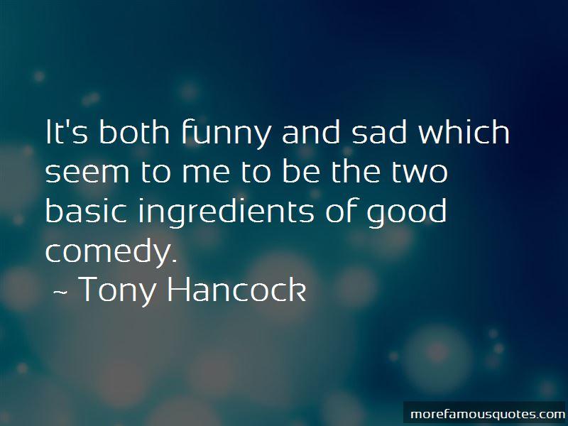 Tony Hancock Quotes Pictures 2