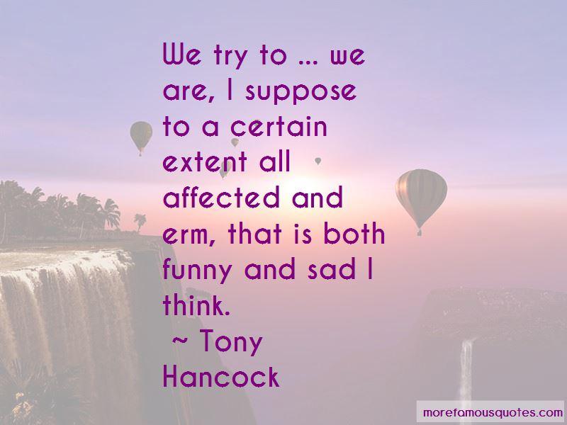 Tony Hancock Quotes Pictures 4