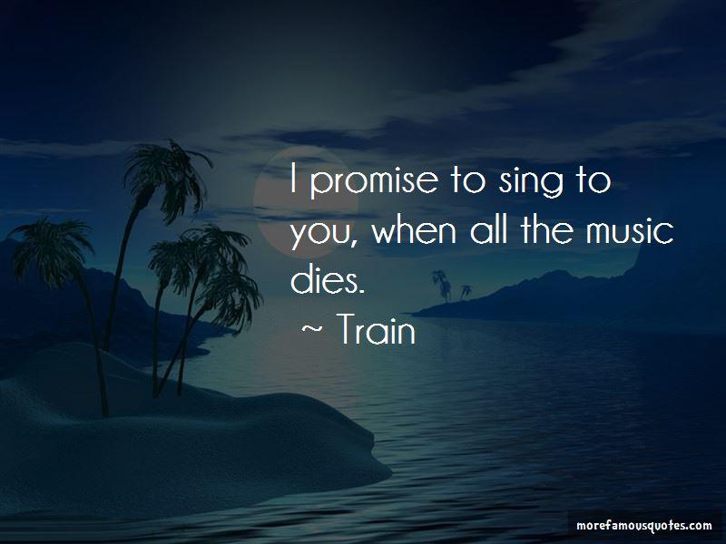 Train Quotes