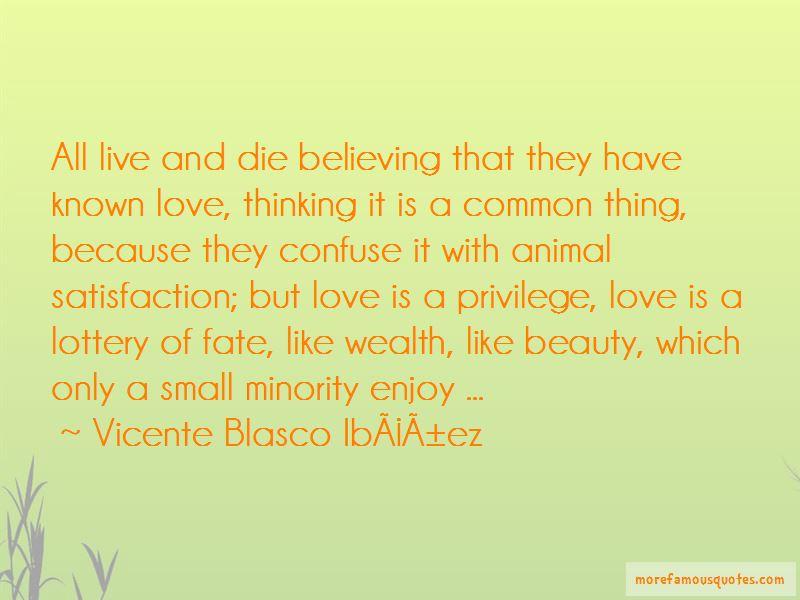 Vicente Blasco Ibanez Quotes Pictures 2