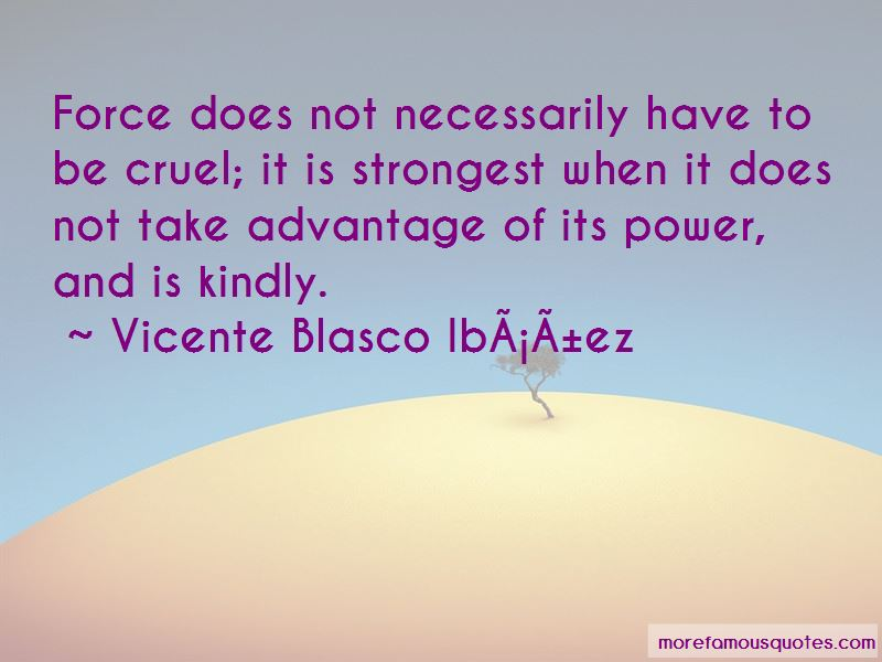 Vicente Blasco Ibanez Quotes