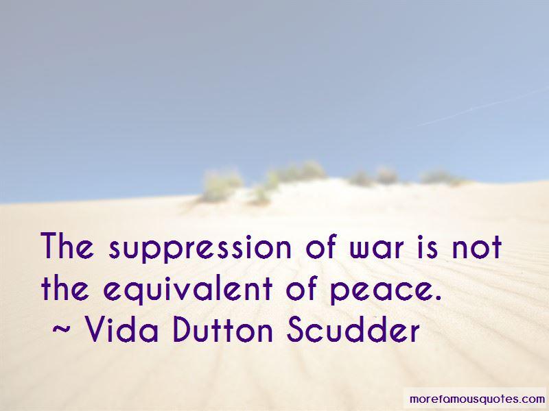 Vida Dutton Scudder Quotes Pictures 2