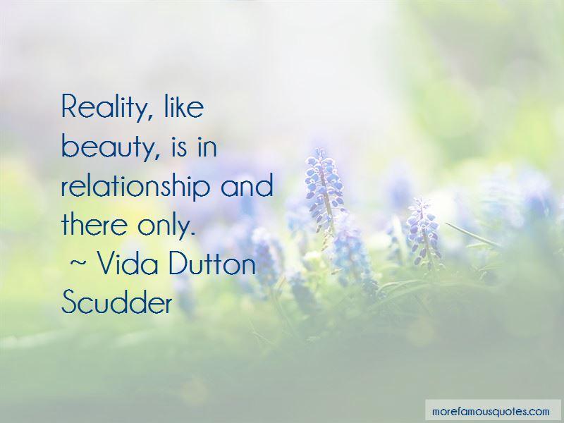 Vida Dutton Scudder Quotes Pictures 4
