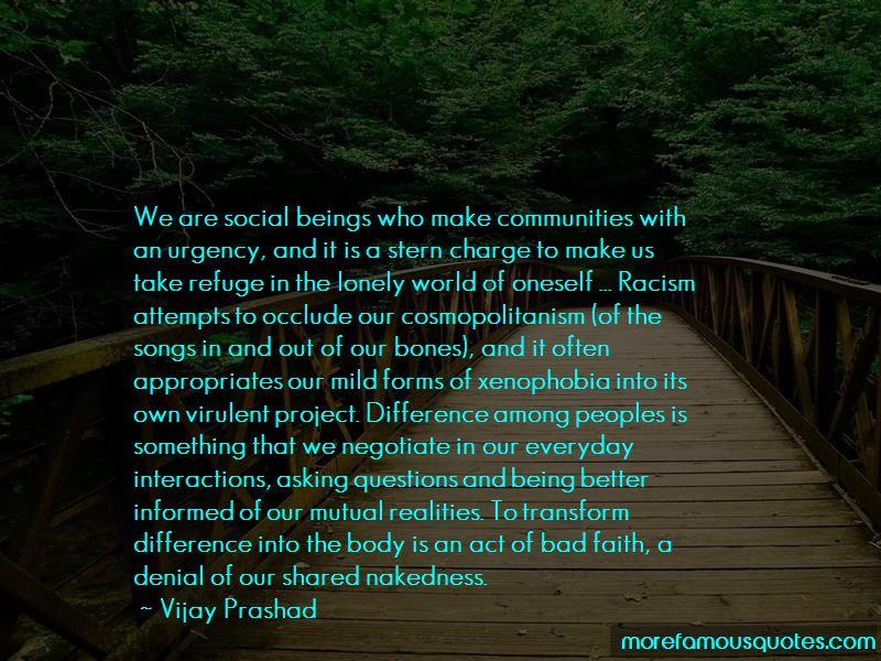 Vijay Prashad Quotes