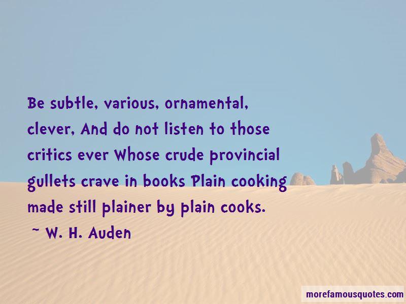 W. H. Auden Quotes Pictures 4