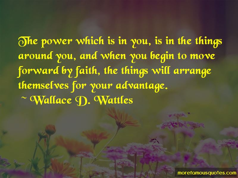 Wallace D. Wattles Quotes Pictures 2