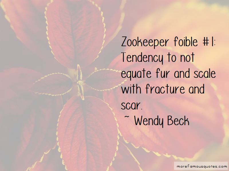 Wendy Beck Quotes Pictures 4