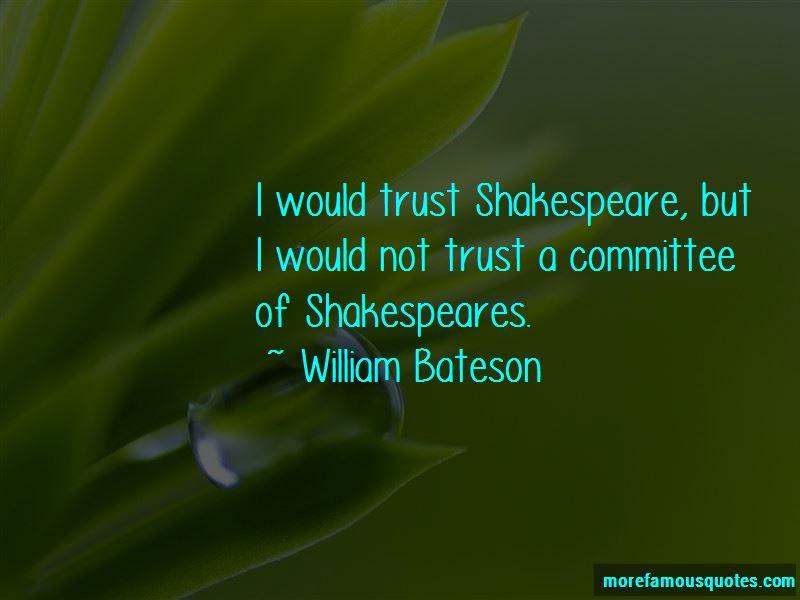 William Bateson Quotes Pictures 2