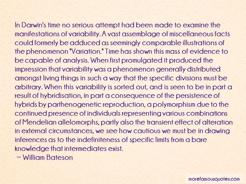 William Bateson Quotes Pictures 3