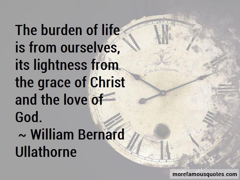 William Bernard Ullathorne Quotes