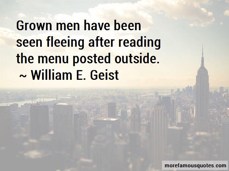 William E. Geist Quotes Pictures 3