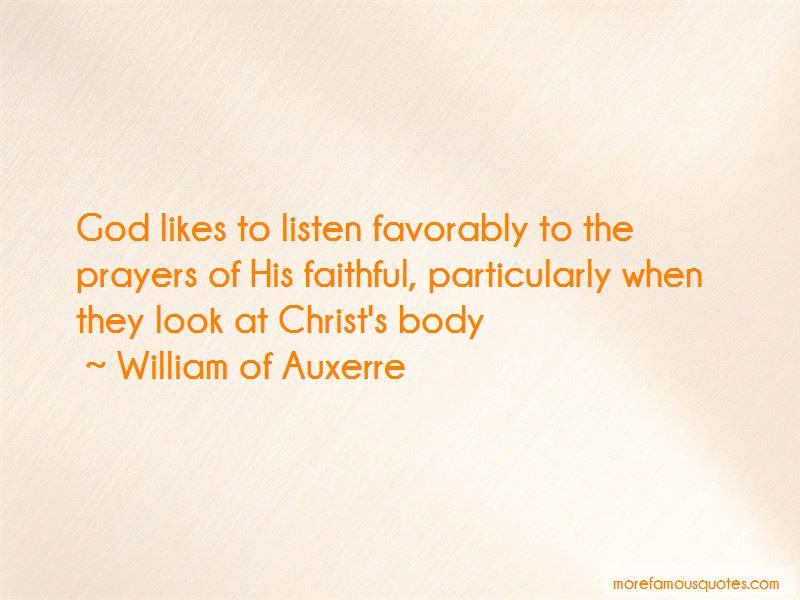 William Of Auxerre Quotes Pictures 2