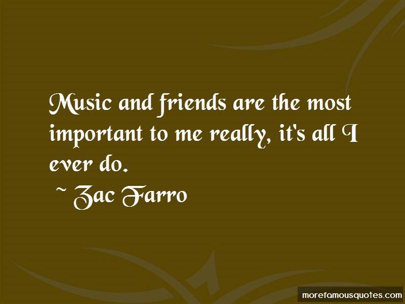 Zac Farro Quotes Pictures 2