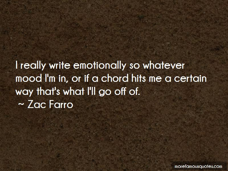 Zac Farro Quotes Pictures 3