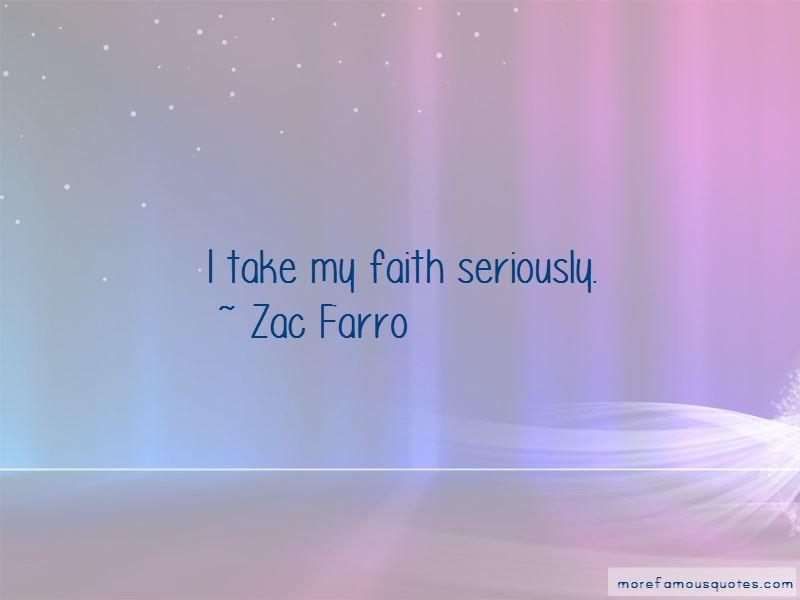 Zac Farro Quotes