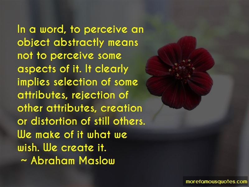 Abraham Maslow Quotes Pictures 2