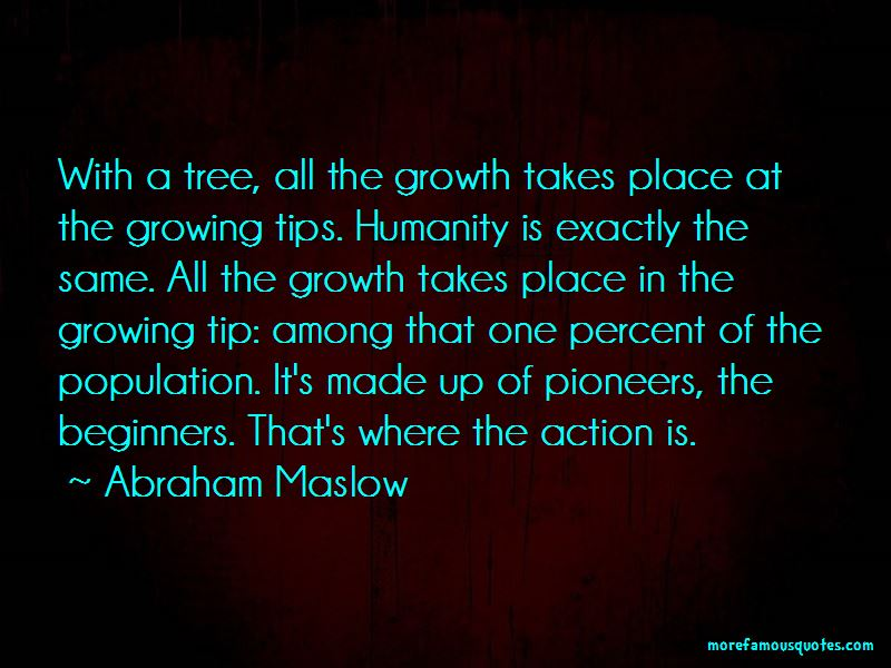 Abraham Maslow Quotes Pictures 3