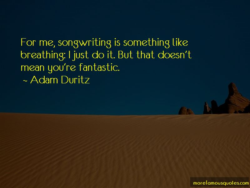 Adam Duritz Quotes Pictures 3
