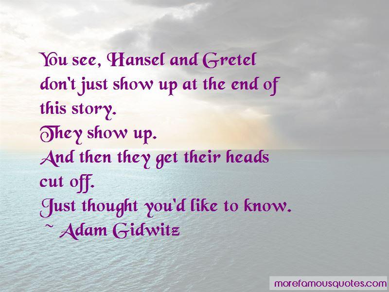 Adam Gidwitz Quotes Pictures 3