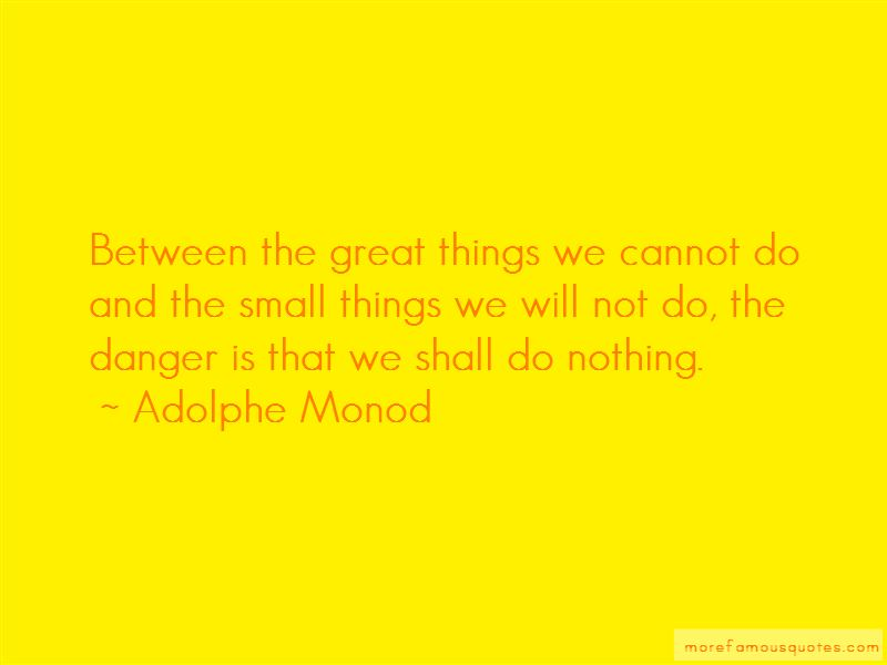 Adolphe Monod Quotes Pictures 2