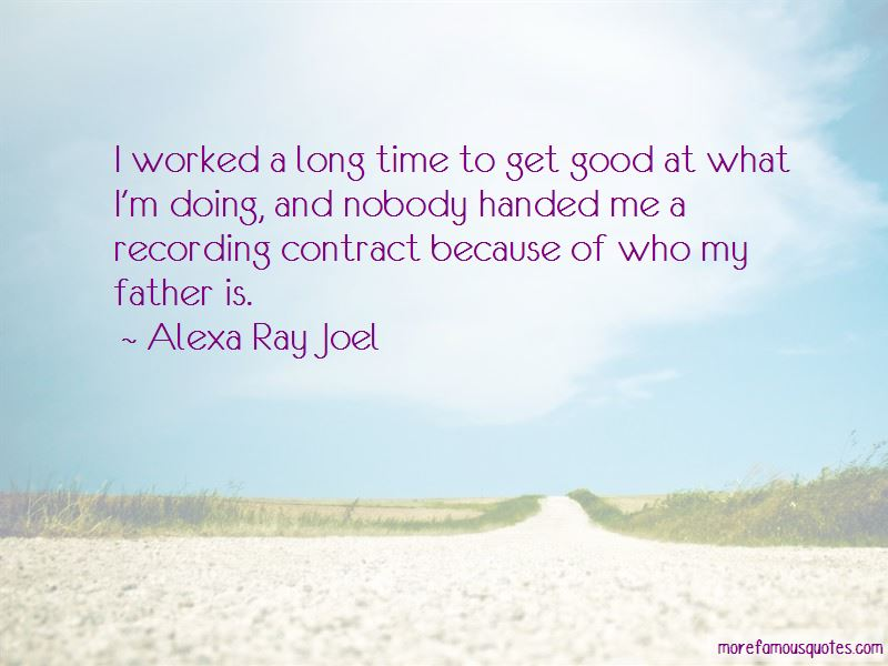 Alexa Ray Joel Quotes Pictures 2