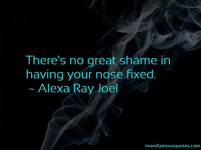 Alexa Ray Joel Quotes Pictures 3