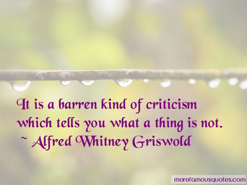 Alfred Whitney Griswold Quotes Pictures 2