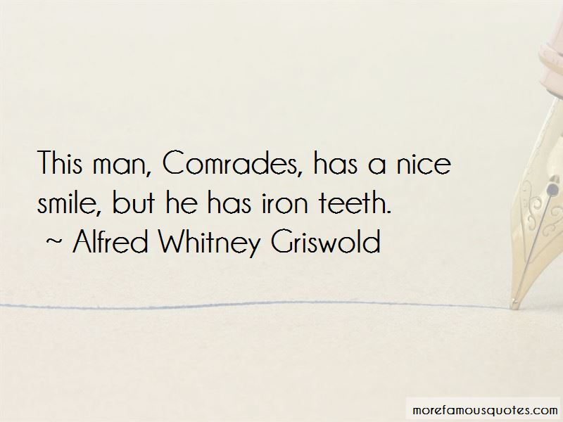 Alfred Whitney Griswold Quotes Pictures 3
