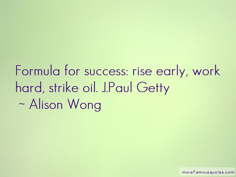 Alison Wong Quotes Pictures 2