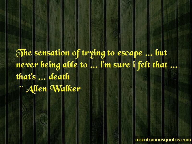 Allen Walker Quotes Pictures 2