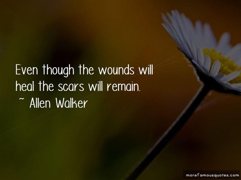 Allen Walker Quotes